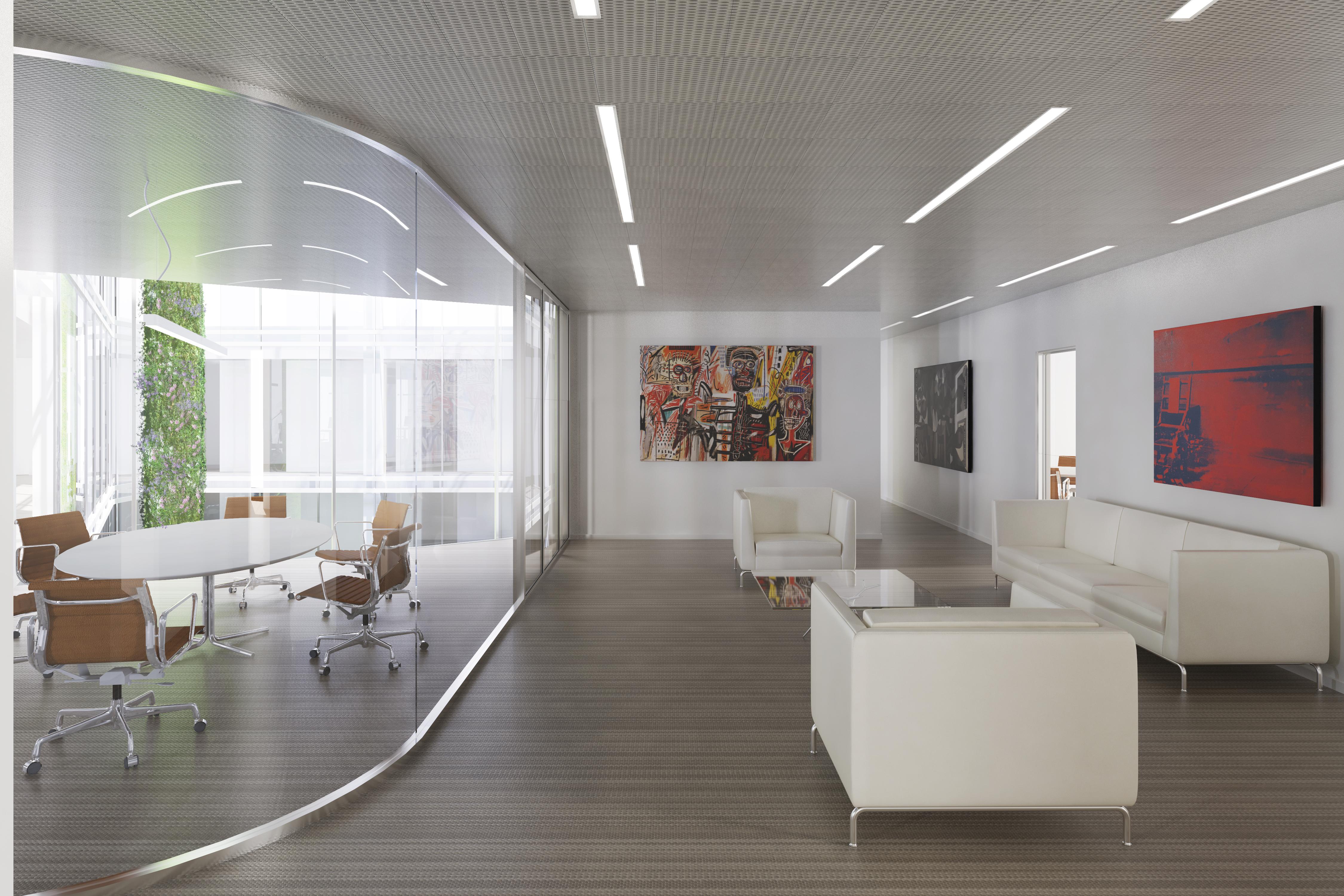 Rendering uffici generali spa milano render esterni e for Uffici a milano